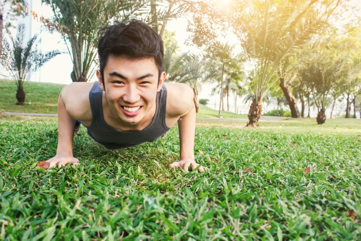 Challenge Kekinian yang Bisa Bikin Badanmu