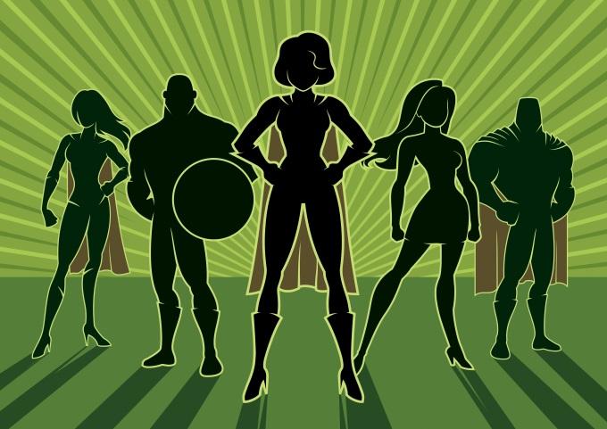 Ternyata Olahraga Favoritmu Nunjukkin Karakter Superhero Lho!
