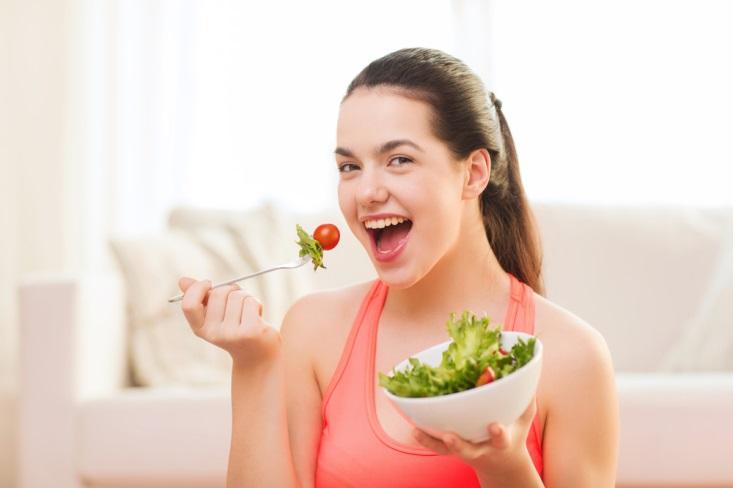 Jenis Makanan yang Bisa Mengoptimalkan Pertumbuhan badan Remaja